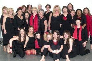 Vagina Monologue Cast 2009, Bethlehem, PA